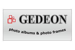 Logotip Gedeon