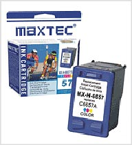 INK JET TINTA HP C6657AE COLOR No.57 MAXTEC