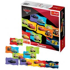 DOMINE DISNEY CARS/MINNIE TREFL EUROM - Cars